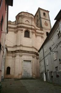 La chiesa di Santo Stefano