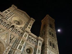 Il Duomo e la Luna