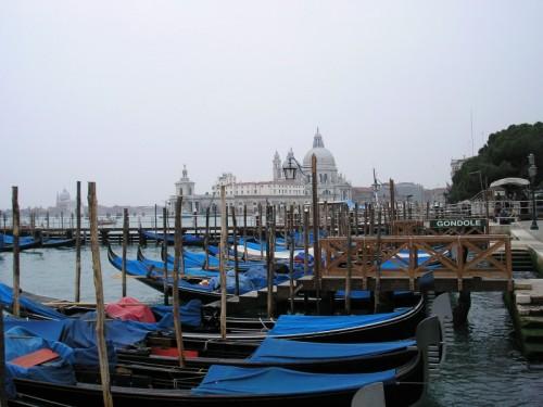 Venezia - La Salute e il riposo