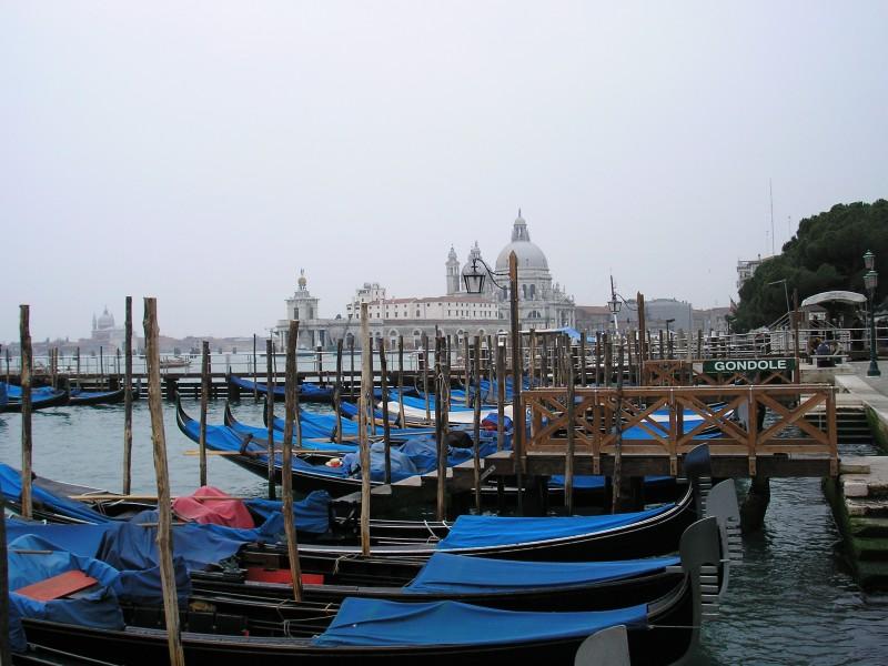''La Salute e il riposo'' - Venezia