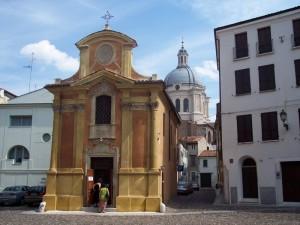 Chiesetta a Mantova