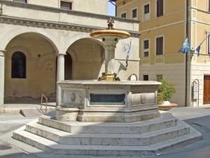 Fontana a Chiusi