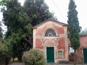 Cappella di Villa Picedi a Baccano di Arcola