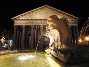 Fontana al Pantheon