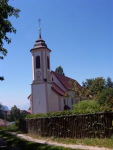 chiesa di Maria Assunta sul Renon