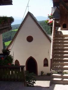 chiesetta di Bagnodolce sul Renon