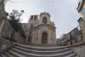Chiesa a Palazzolo Acreide