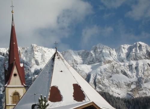 Selva di Val Gardena - La chiesa Parrocchiale