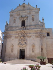 il Duomo di Martina Franca