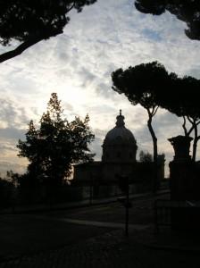 Pace nel cielo di Roma 2