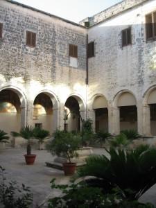 """Convento…. """"francescano"""" a Galatina"""