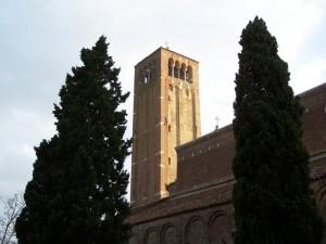 campanile di torcello (ve)