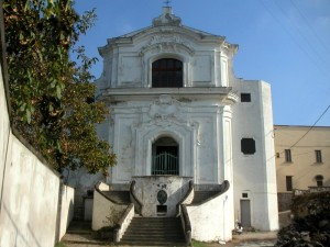 SS. Rosario di Monticchio, fraz. di Massalubrense, Penisola Sorrentina