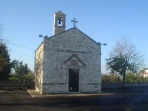 Putignano, Chiesetta di San Biagio
