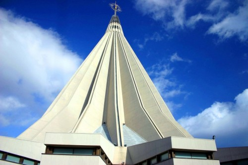 Siracusa - Santuario della Madonna delle Lacrime
