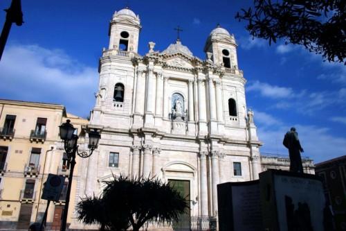 Catania - Chiesa S Francesco e dell'Immacolata