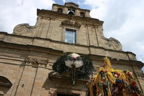 Mazzarino - Chiesa Maria SS del Mazzaro