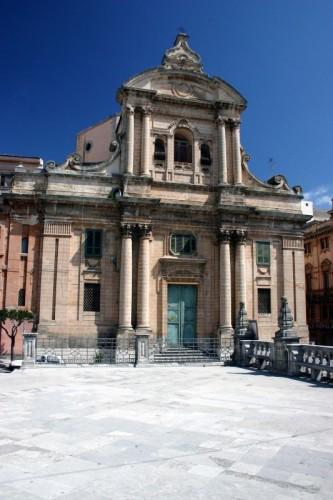 Ragusa - Chiesa del Collegio di Maria Addolorata