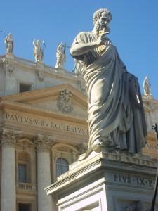 Statua di Pietro