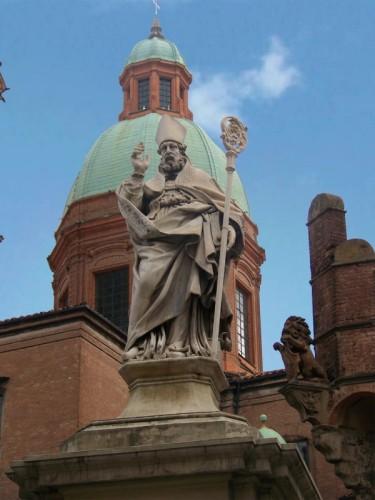 Bologna - La Benedizione del Santo