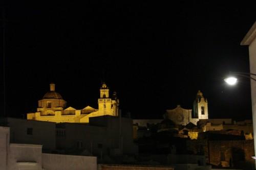 Ostuni - Chiesa S. Vito Martire e Cattedrale di Ostuni