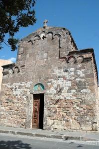 Chiesa di S.Maria di Ulumetu