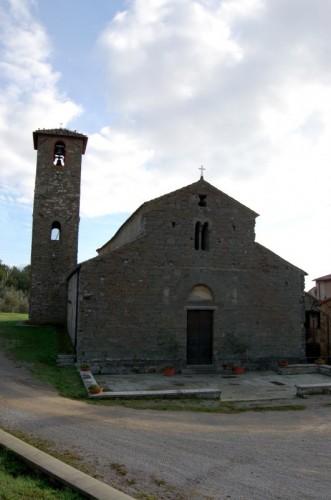 Figline Valdarno - Pieve di San Romolo a Gaville