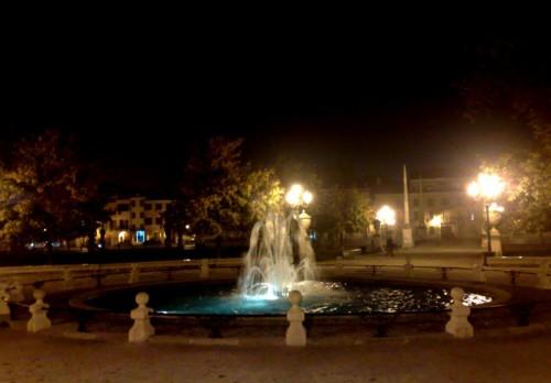 Padova - Fontana a Prato della Valle