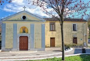 Chiesa della Madonna di Montevergine in Serino