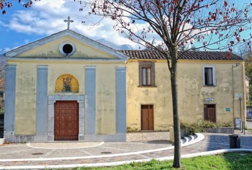 Serino - Chiesa della Madonna di Montevergine in Serino