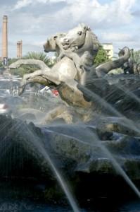 Fontana del ratto di Proserpina #1