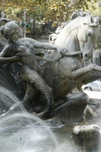 Fontana del ratto di Proserpina #2