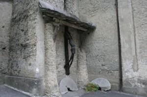 Cristo a Sancto Lucio de Coumboscouro