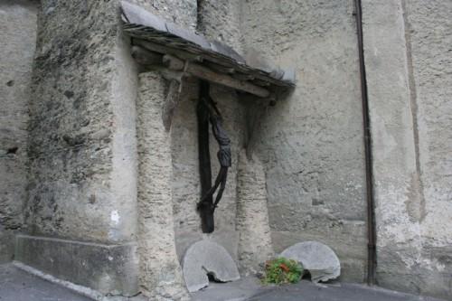 Monterosso Grana - Cristo a Sancto Lucio de Coumboscouro