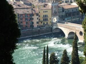 Verona e l'Adige