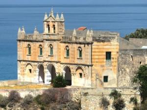S. Maria dell'Isola a Tropea