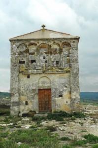 Chiesa di S.Nicola di Trullas -