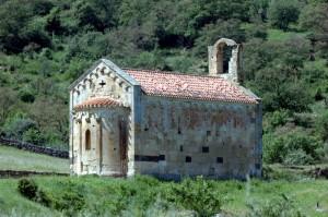 Chiesa di S.Lorenzo di Rebeccu