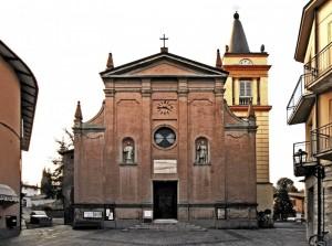 Chiesa Parrocchiale di S. Lorenzo - Marano S. P. (MO)