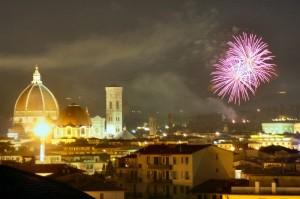 Duomo notte di San Giovanni