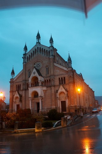 Pieve di soligo chiesa santa maria assunta for Spazio bagno pieve di soligo
