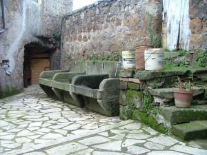 La Fontana del Lavatoio al Paese Vecchio (Centro Storico)