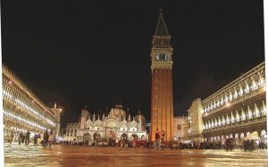 Notturno a San Marco