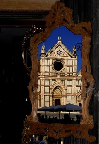 Firenze - Specchio, specchio delle mie brame...