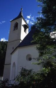 Solda all'Ortles - La vecchia chiesa