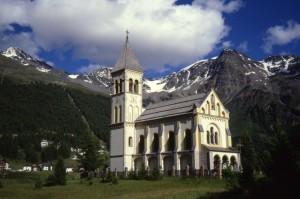 Solda all'Ortles - La nuova Chiesa