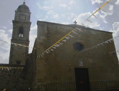 Gonnosnò - chiesa sant' Elena-GONNOSNO'