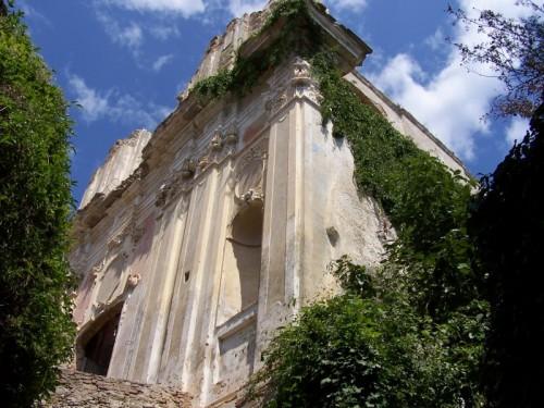 Sanremo - cio' che rimane a Bussana vecchia
