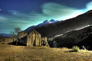 Cappella di Santa Colomba2 - Villeneuve (Ao)