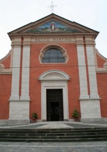San Martino (in rosso)